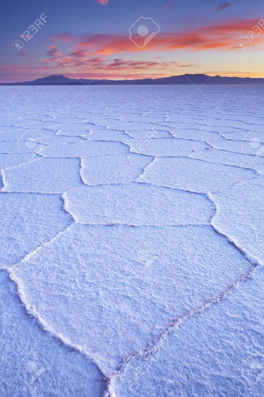 Désert de sel : Désert : Salar d'Uyuni : Altiplano, Andes