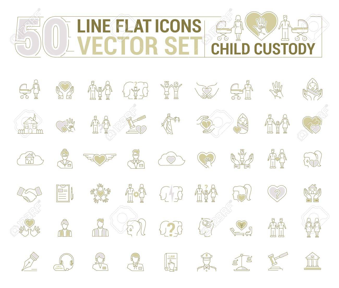 vector graphic set icons