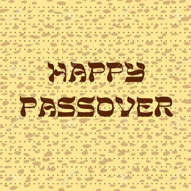 Happy Passover Matzah Royalty Free Cliparts, Vectors, And Stock