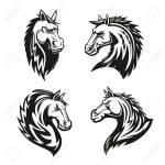 Tattoo Horse Head Tattoo Design