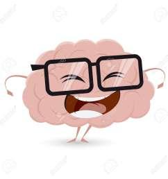 funny brain clipart stock vector 62340391 [ 1300 x 1300 Pixel ]