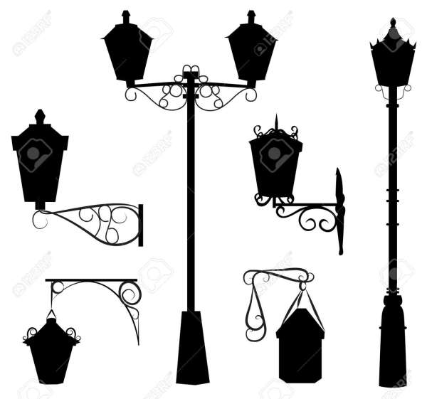 outdoor lamps antique # 59