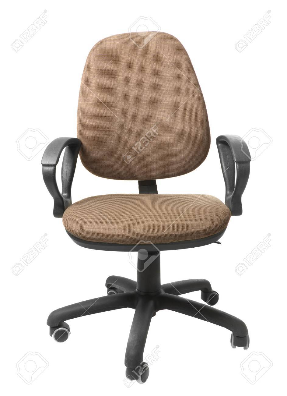 Chair On Wheels Office Chair On Wheels Isolated