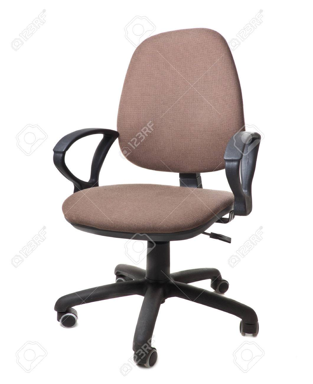 chair on wheels slipcovers for barrel chairs office stock photo picture and royalty free image 60528650