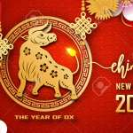 Happy Chinese New Year 2021 The Year Of The Ox Chinese New Royalty Free Cliparts Vectors And Stock Illustration Image 138999621
