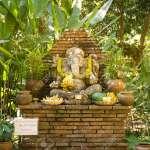 Steinskulptur Des Religiosen Elefanten Von Ganesha Gott Im Garten Thailand Skulptur Symbole Des Buddhismus Lizenzfreie Fotos Bilder Und Stock Fotografie Image 75722689