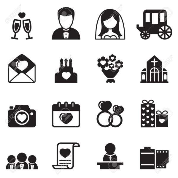 free wedding icons # 62