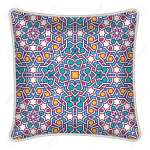 Interior Design Element Decorative Throw Pillow With Patterned Royalty Free Cliparts Vectors And Stock Illustration Image 40319956