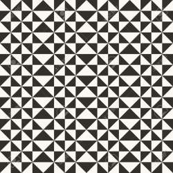 Black And White Abstract Geometric Quilt Pattern High Contrast Royalty Free Cliparts Vectors And Stock Illustration Image 100478931