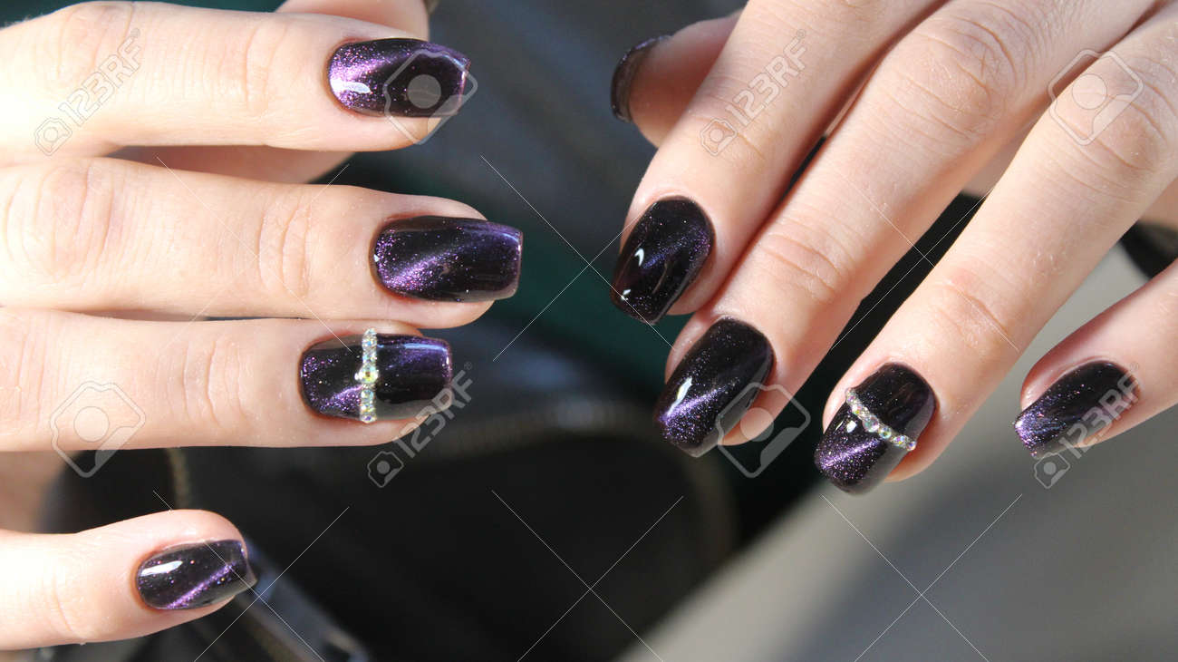 Modern Design Nails