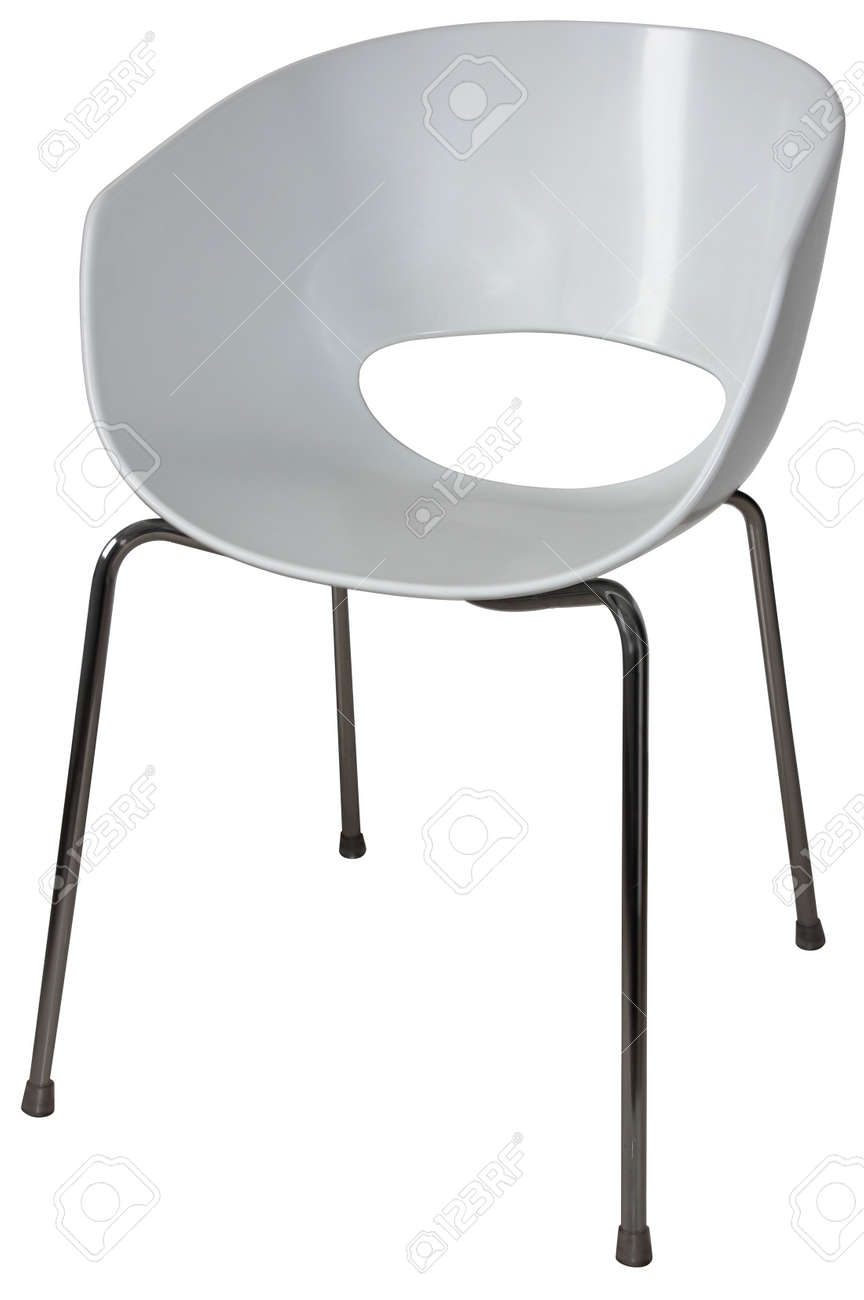 modern plastic chair fold out chairs for offices and waiting rooms stock photo 13991496