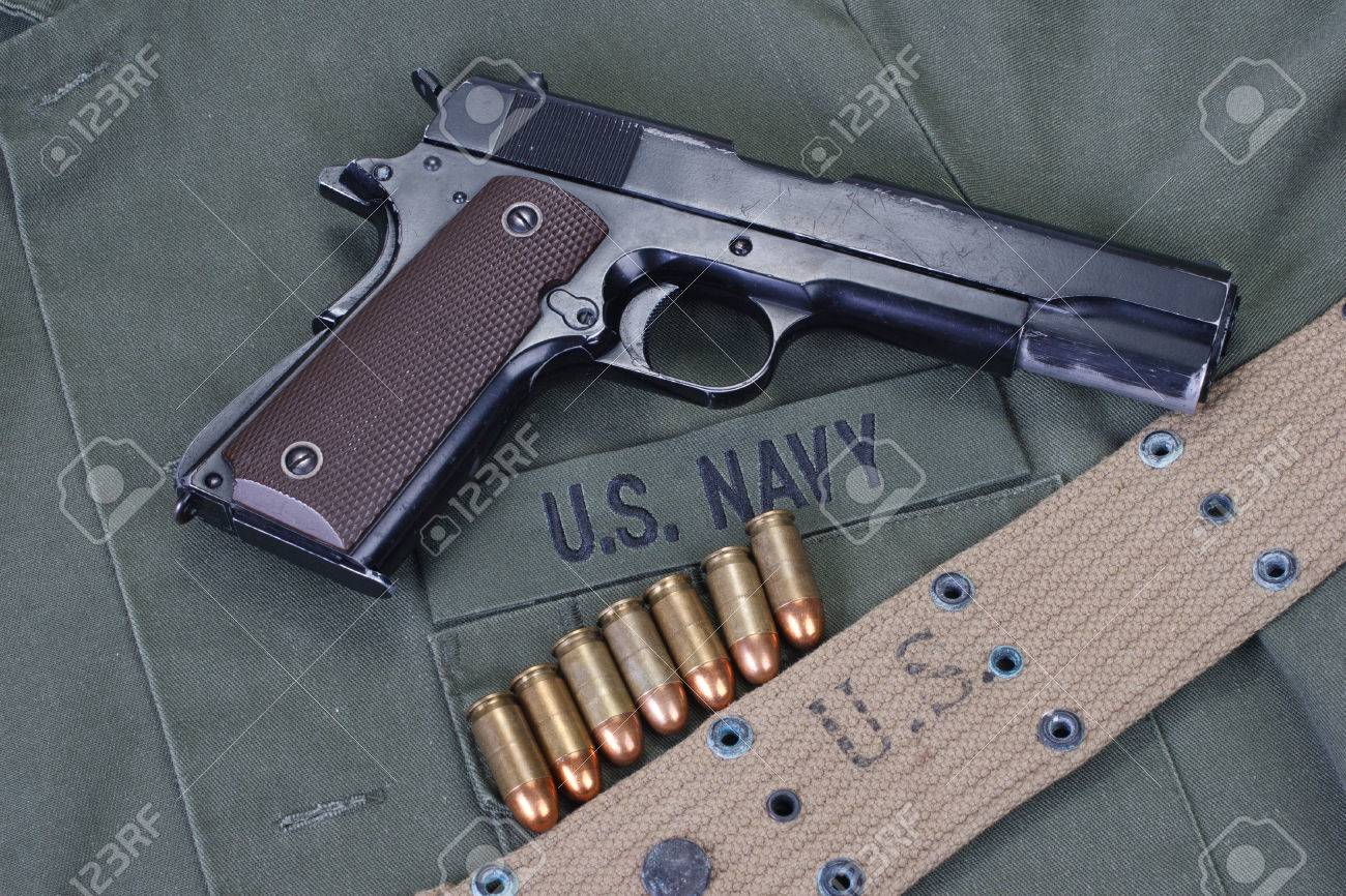 m1911 with us navy