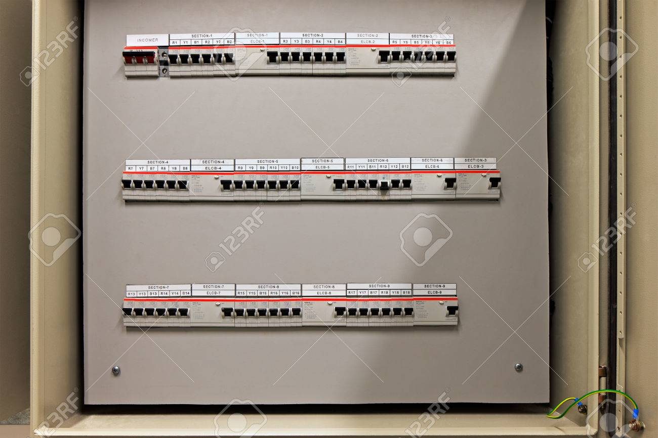hight resolution of fuse control panel box with a three rows of dedicated fuses