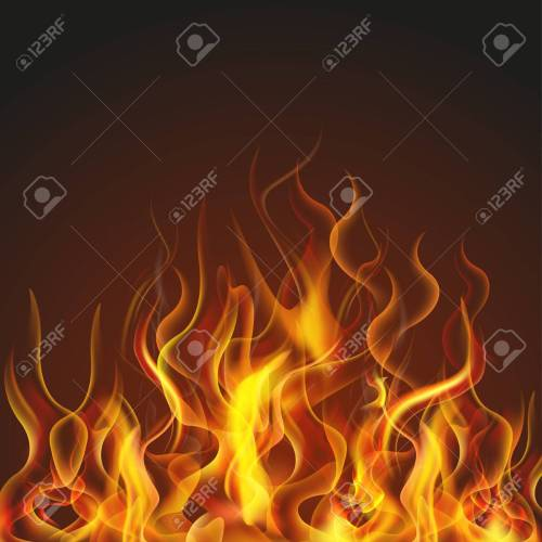 small resolution of burn and hot warm and heat energy flammable vector