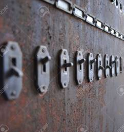 old switches to a fuse box stock photo picture and royalty free [ 1300 x 1226 Pixel ]