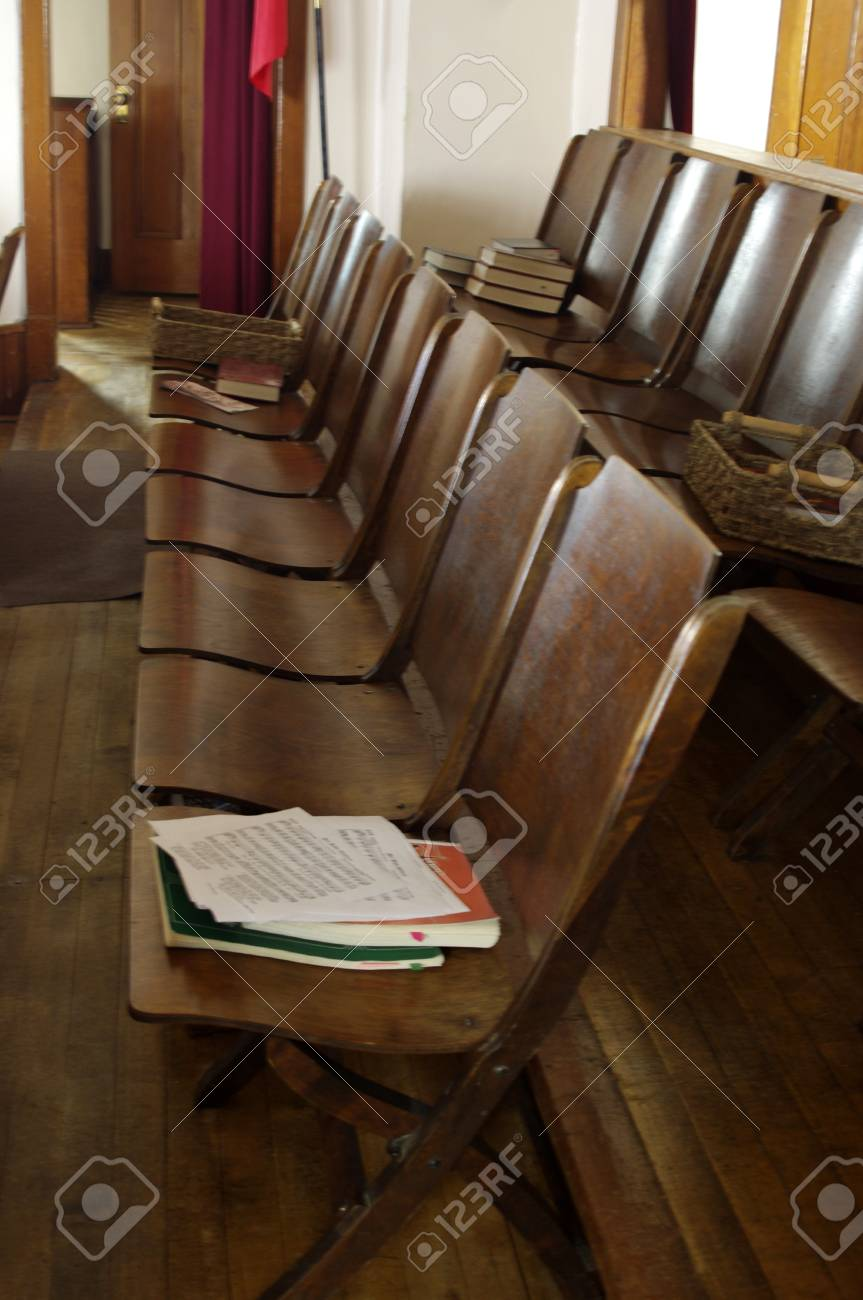 wooden church choir chairs gel pads for seats in a stock photo picture and royalty free