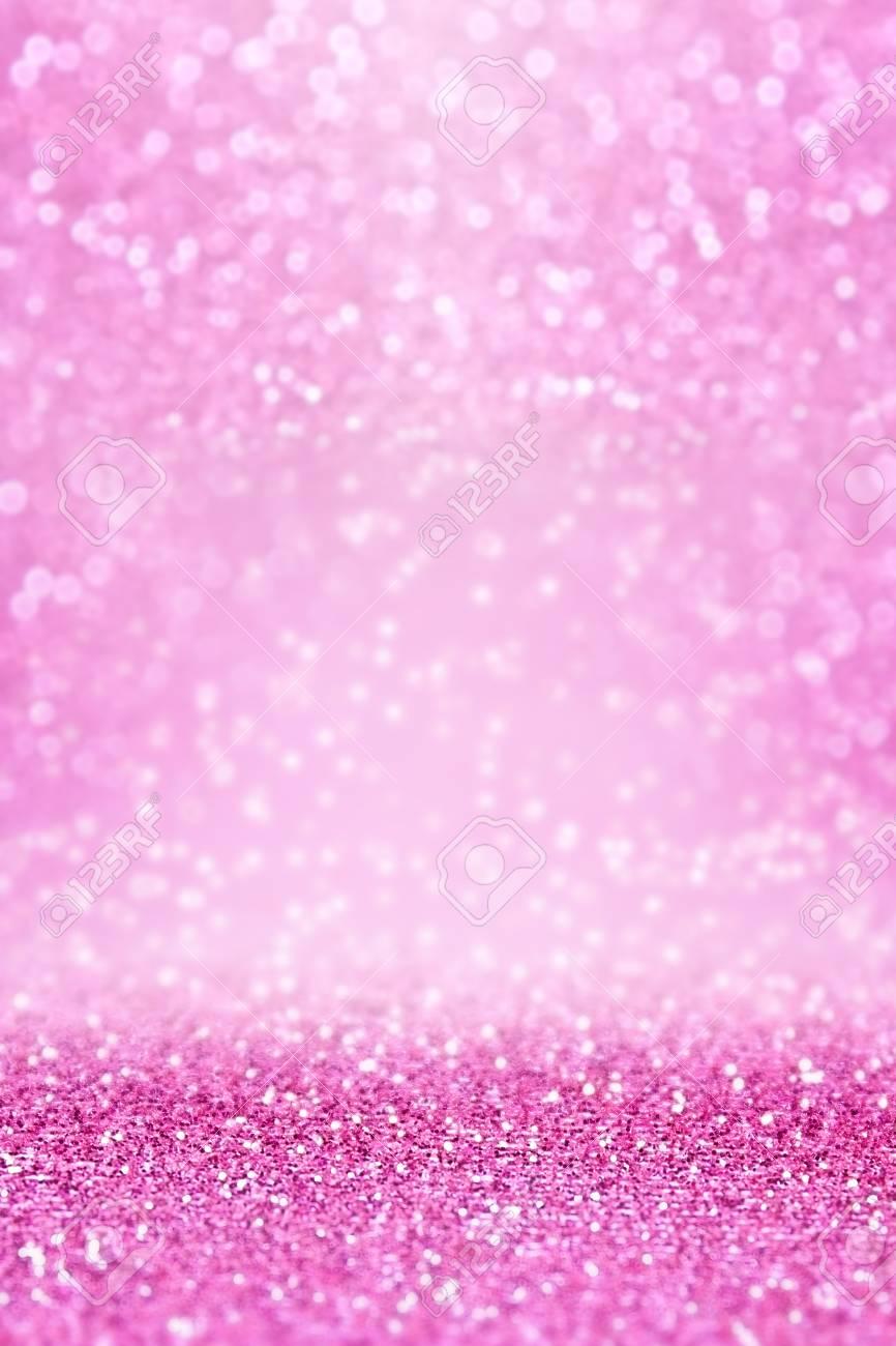 fancy pink glitter sparkle