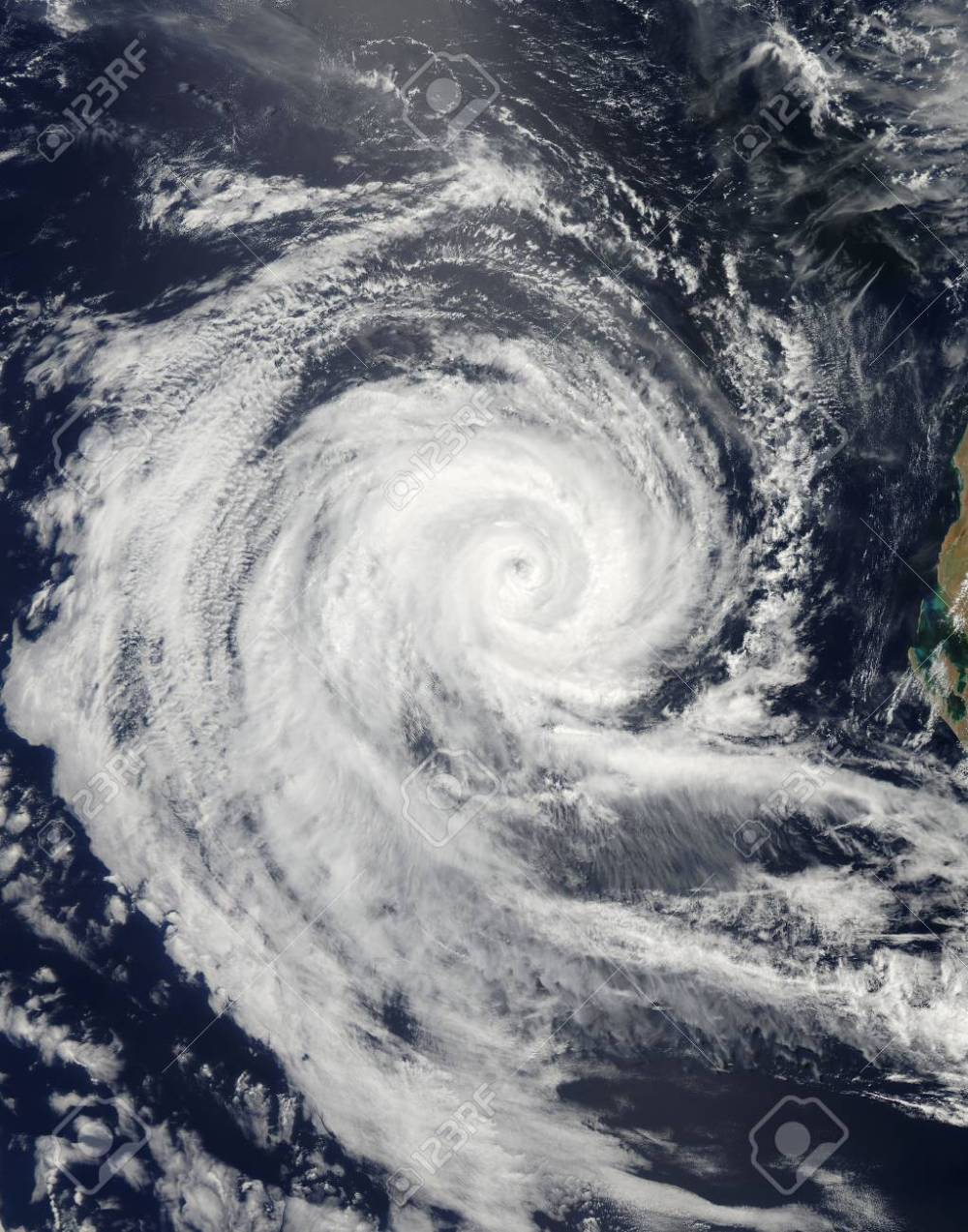 medium resolution of february 20 2011 the eye of severe tropical cyclone dianne swirled in the indian ocean as storm bands lashed the waters and also blew across the land