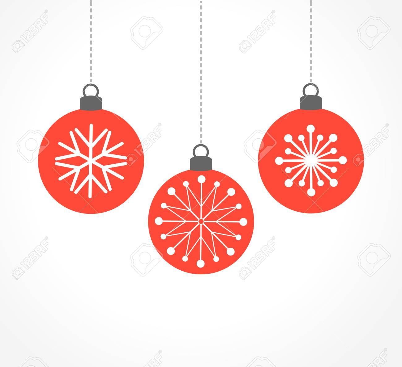 Christmas Ornament Vector Png