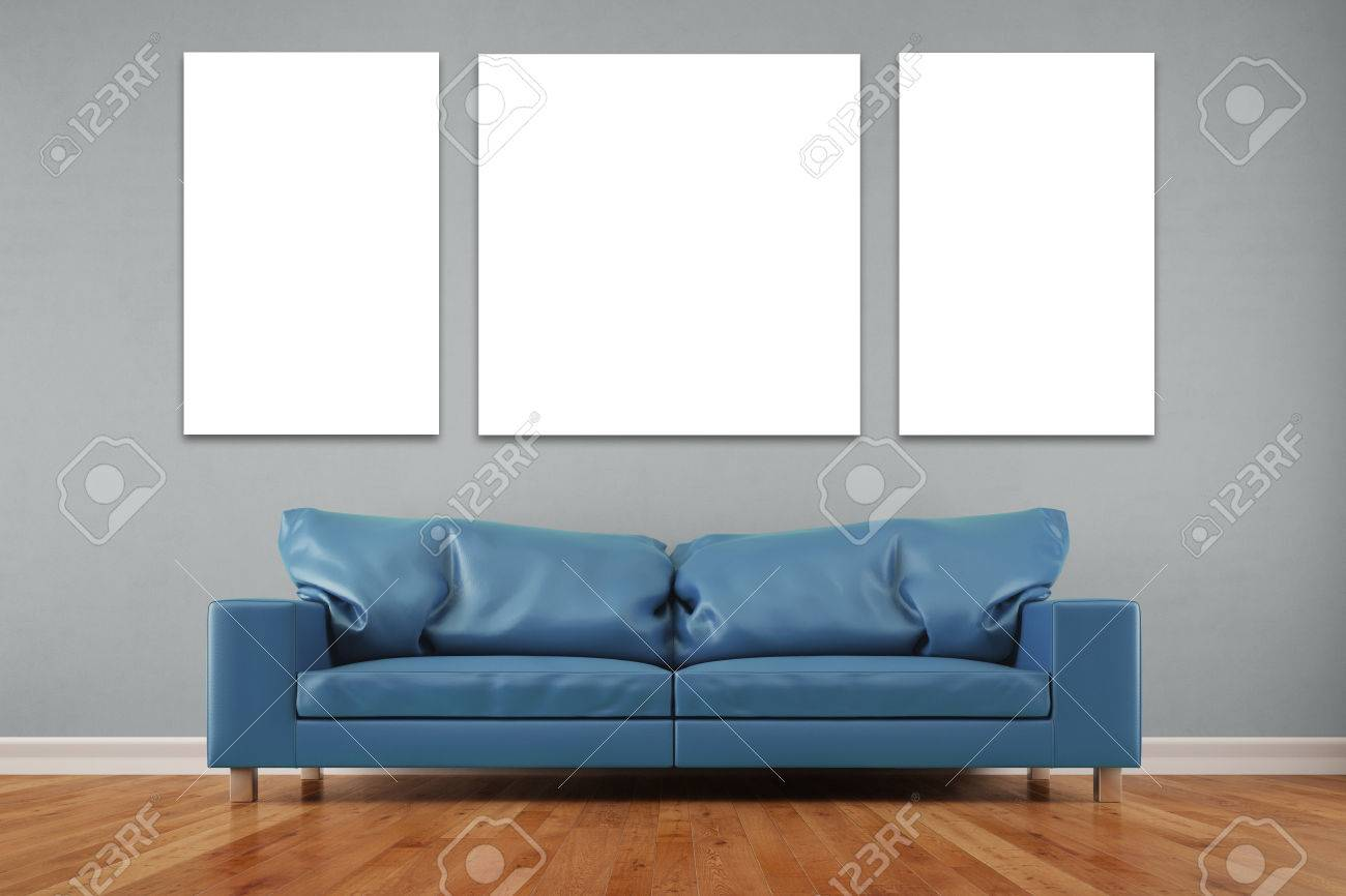 https www 123rf com photo 57526777 white three piece canvas over sofa in a living room on wall 3d rendering html