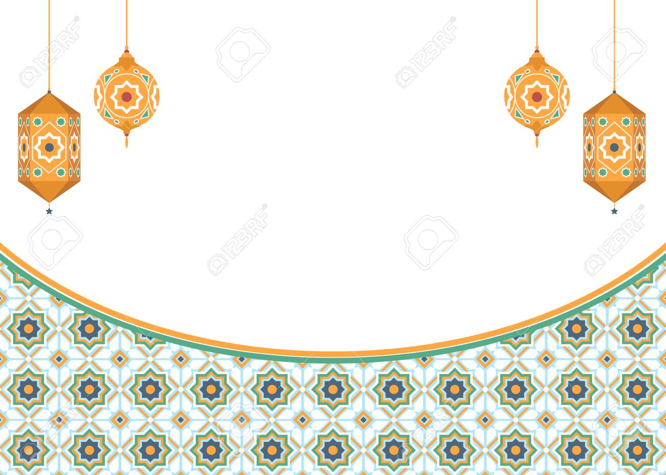 islamic art background design