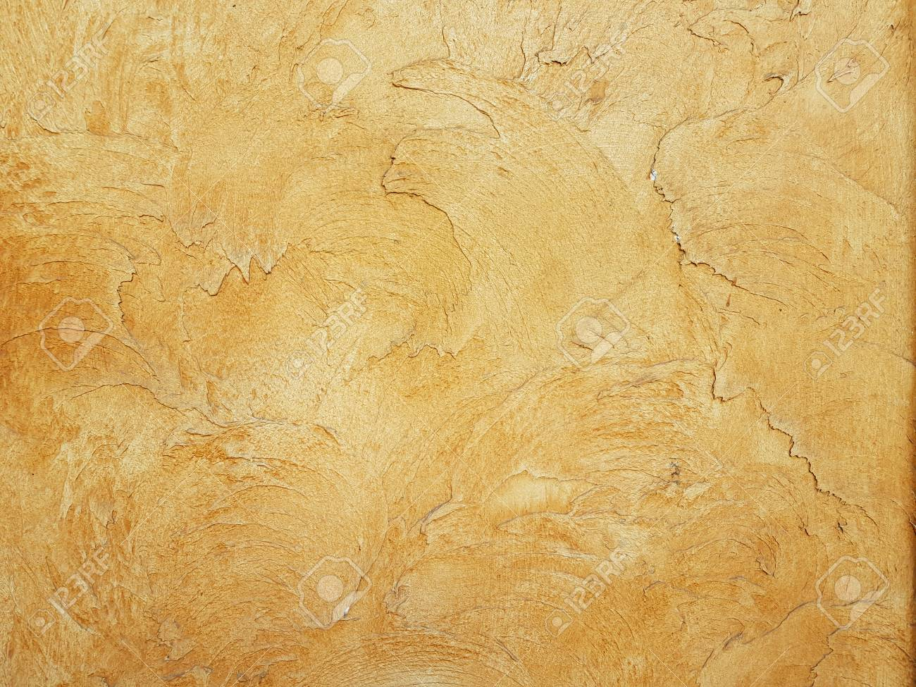 yellow cement plaster backgrounds