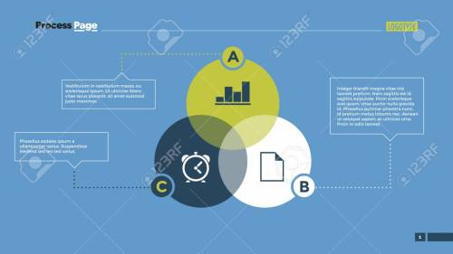 small resolution of infographic venn diagram with abc letters element of layout presentation diagram concept