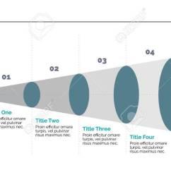 funnel diagram slide template business data graph process chart design concept [ 1300 x 731 Pixel ]