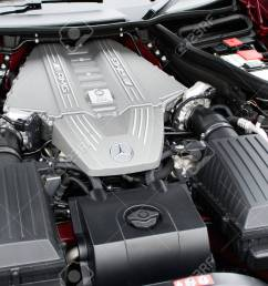 mercedes benz sls amg 6 2 l engine m 159 liquid  [ 1300 x 865 Pixel ]