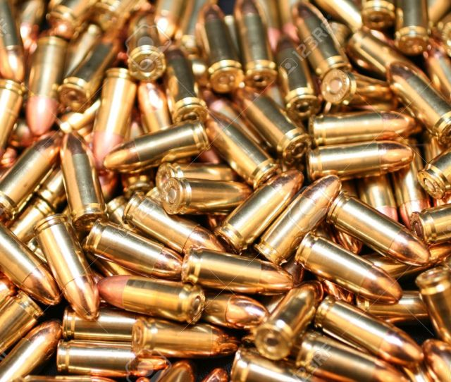 Bullets Close Up