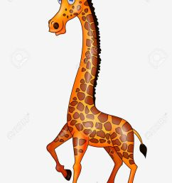 giraffe cartoon [ 917 x 1300 Pixel ]