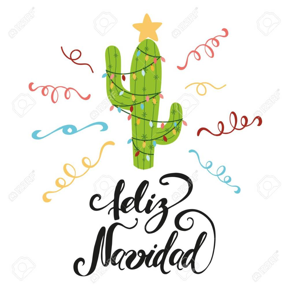 medium resolution of cute vector greeting card print label poster sign title in spanish vector illustration hand drawn mexico design hand lettering
