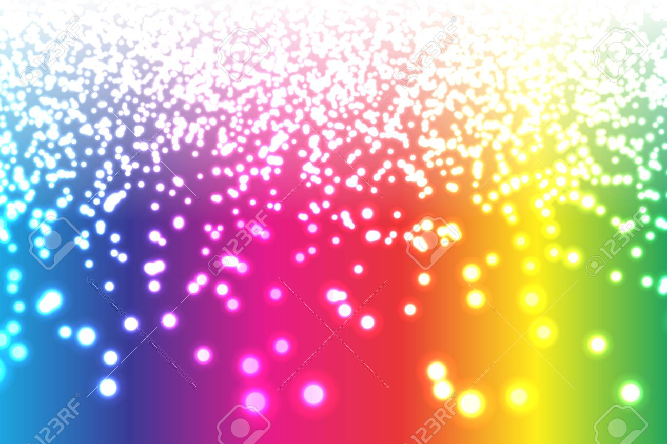 background material glitter lights