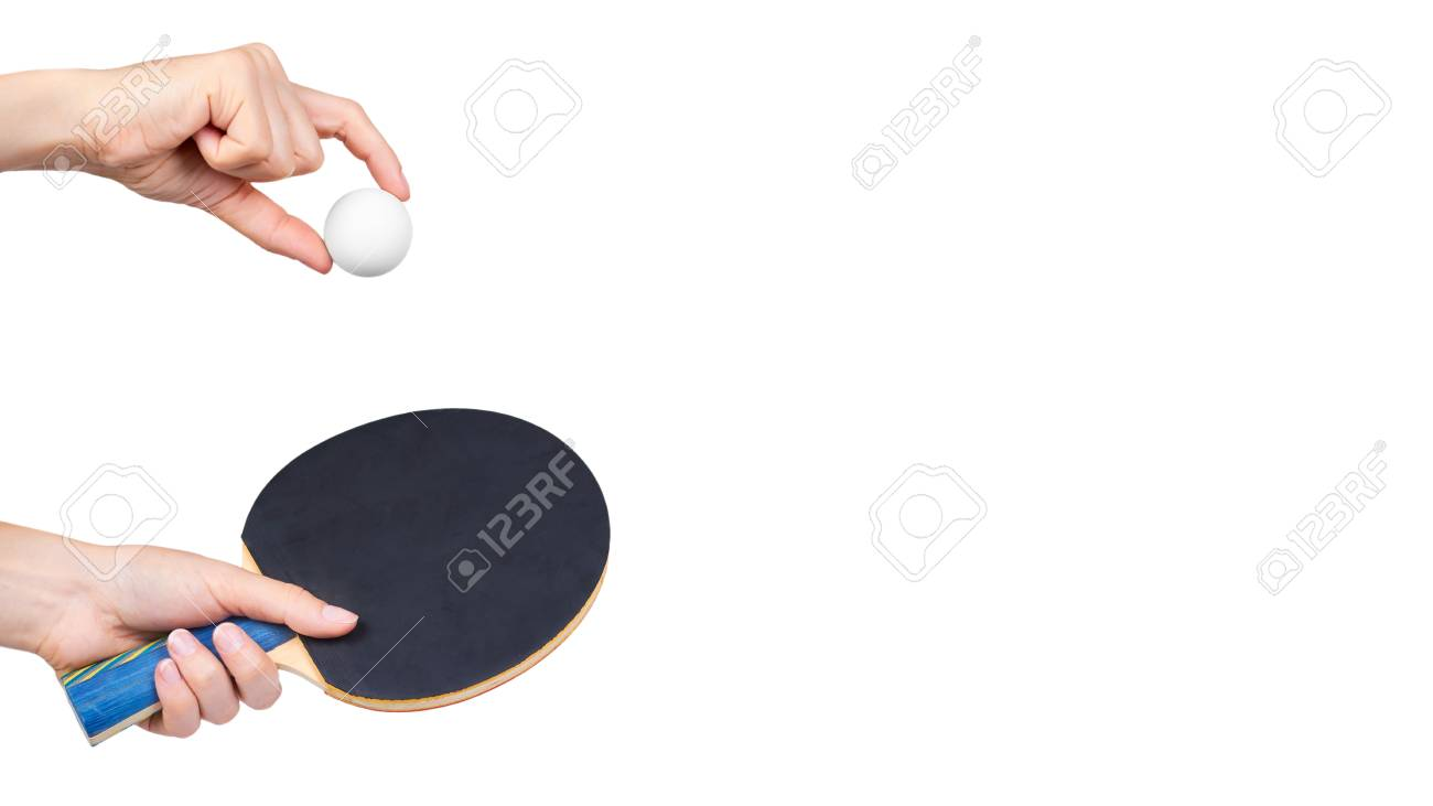 Table Tennis Bat Template