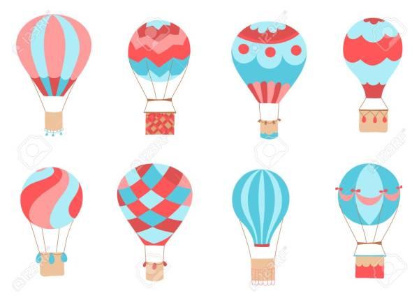 hot air balloon # 24