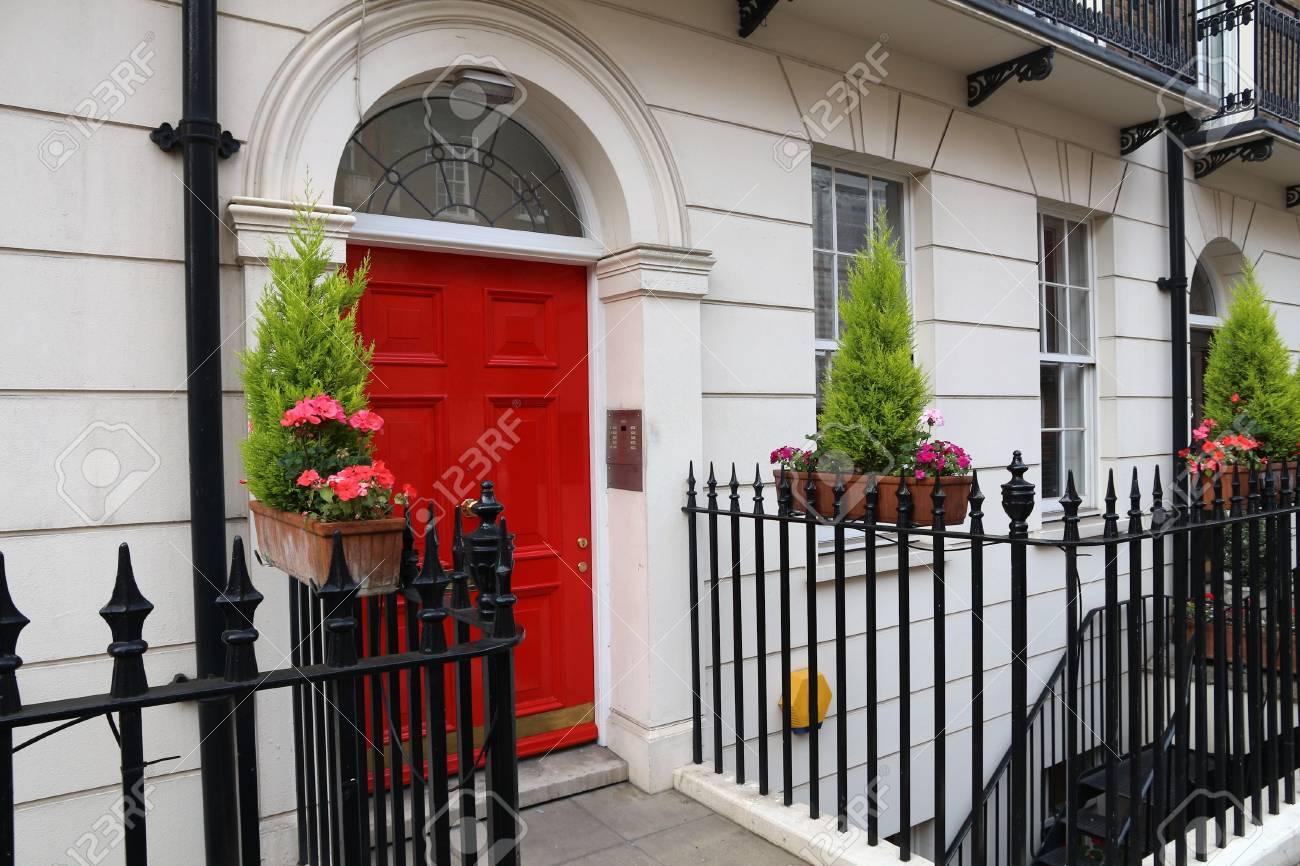 Bevorzugt Englische Haustür Rot | Bildergalerie Wintergärten Von Ihrem PD14