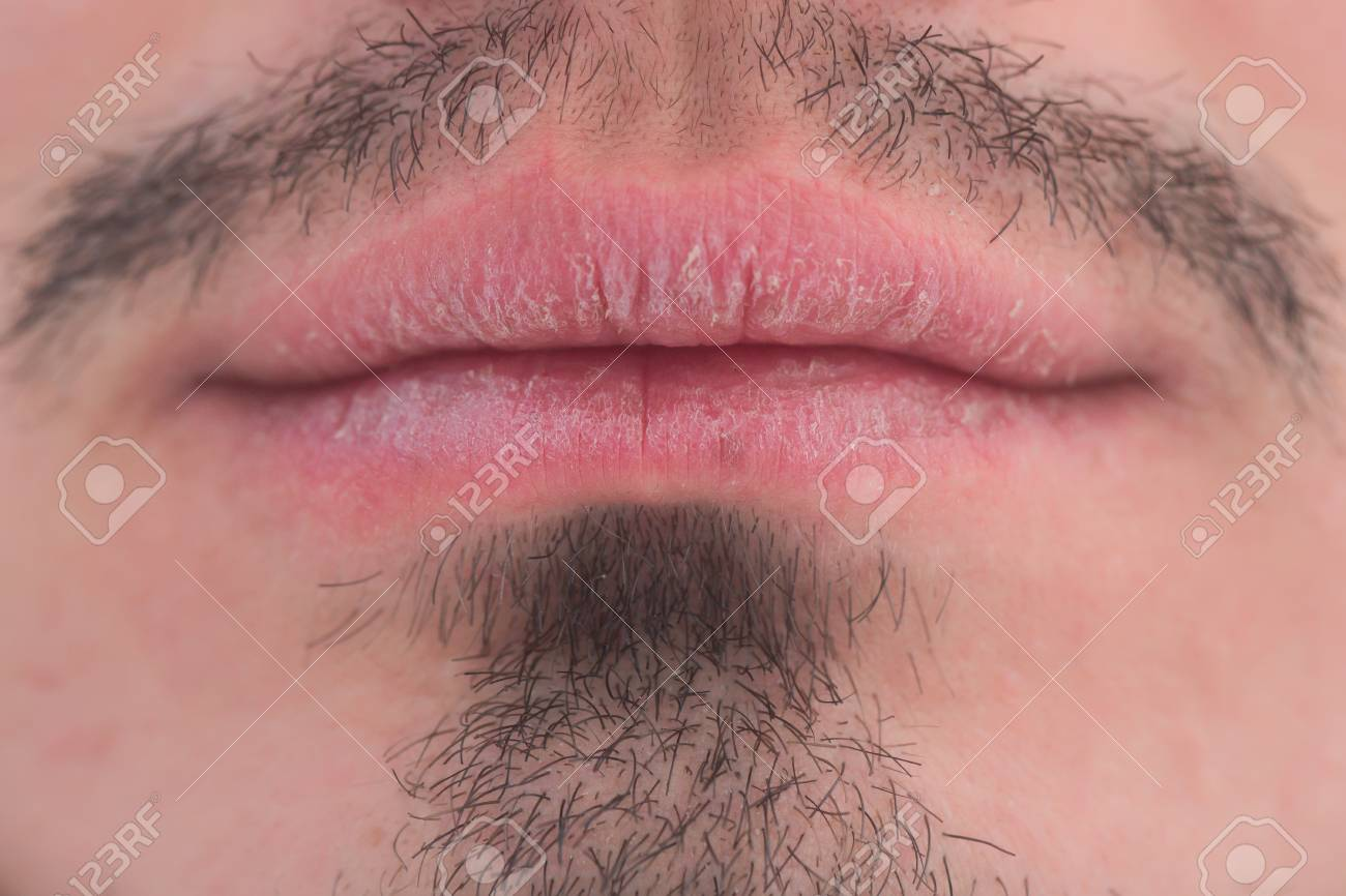 mouth and lips with