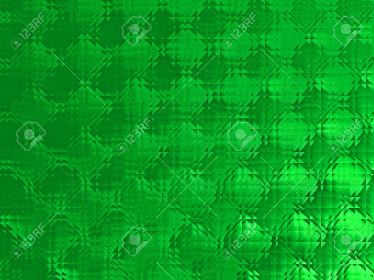 green background emerald texture