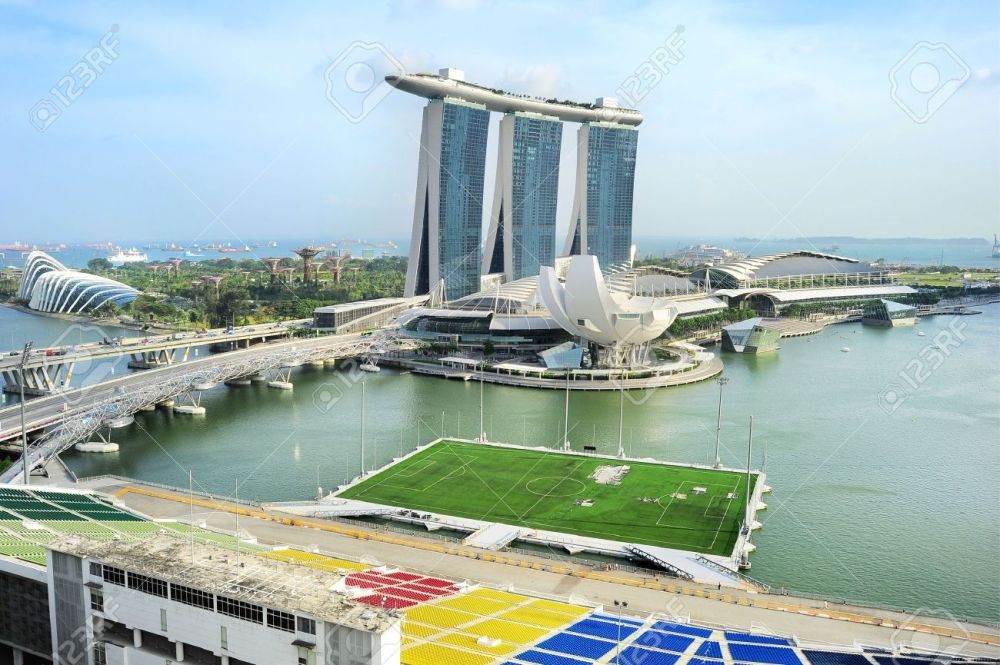 Image result for the float@marina bay
