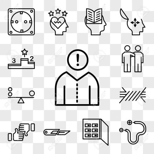 small resolution of set of 13 transparent editable icons such as think wire fuse fuse box inspection in colorado springs fuse box icons