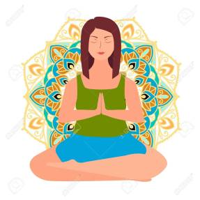 Image result for plus size meditation