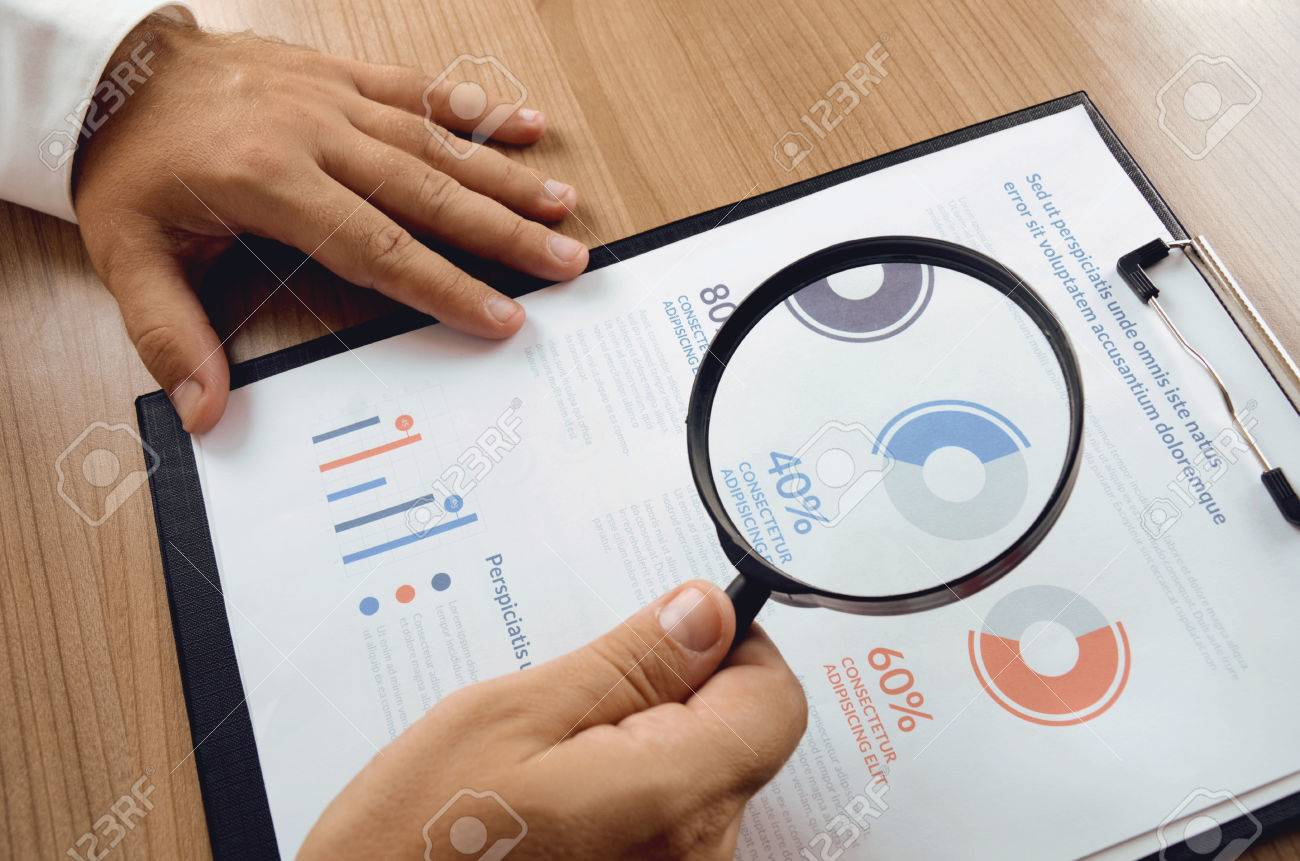 Academic research reports tell us what we need to know about surveys, experiments, and other research methods. Market Research Businessman Hand Holding Magnifier And Closer Study Report From Market Research Concept For Website Banner Background Presentation Template And Marketing Materials Stock Photo Picture And Royalty Free Image Image 44961922