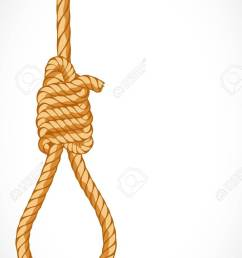 illustration of noose hanging on abstract background stock vector 9378355 [ 866 x 1300 Pixel ]
