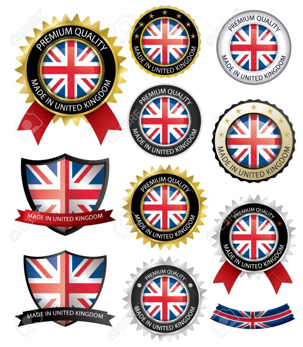 medium resolution of made in uk seal united kingdom flag vector art eps10 royalty free cliparts vectors and stock illustration image 75266855