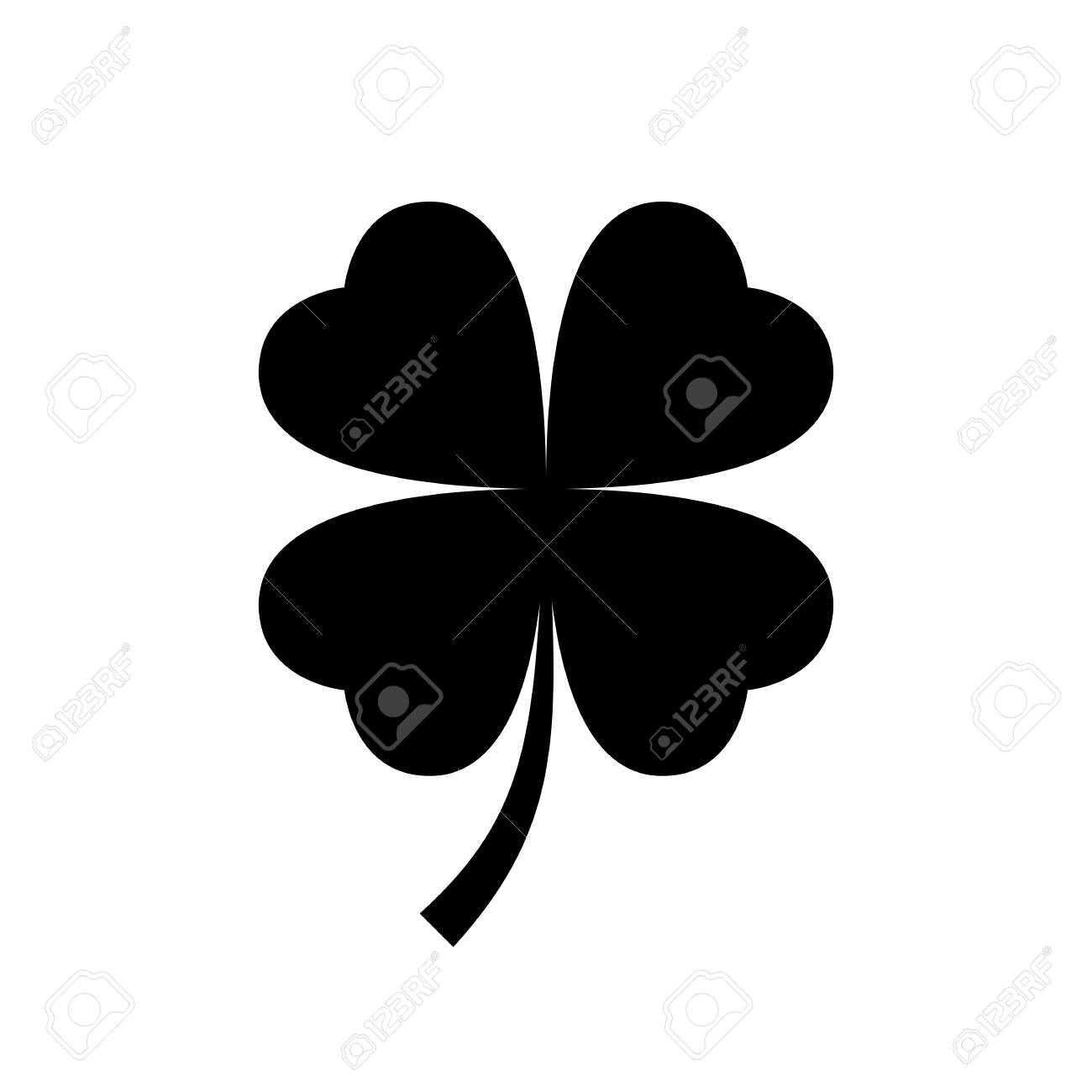 four leaf clover icon