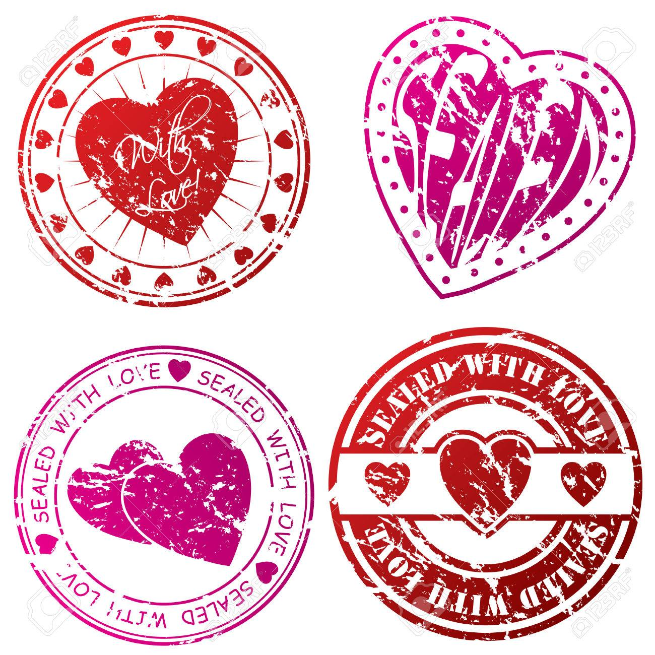love stamps for love