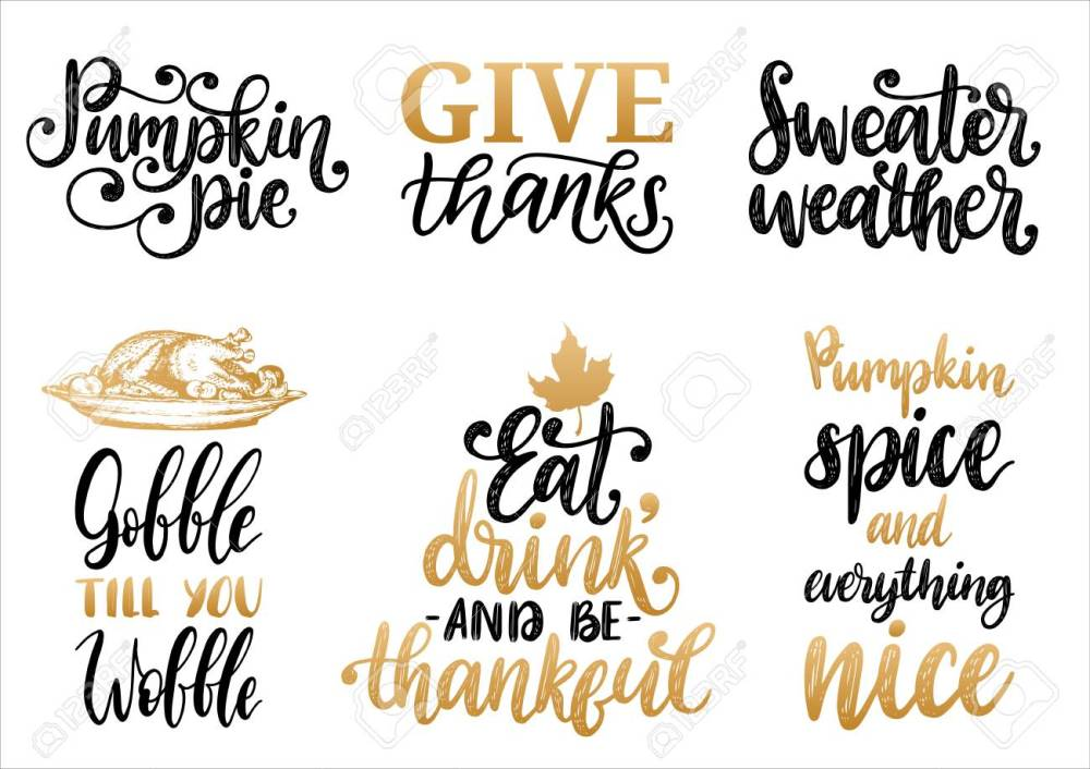 medium resolution of sweater weather give thanks pumpkin pie etc stock vector 111940424