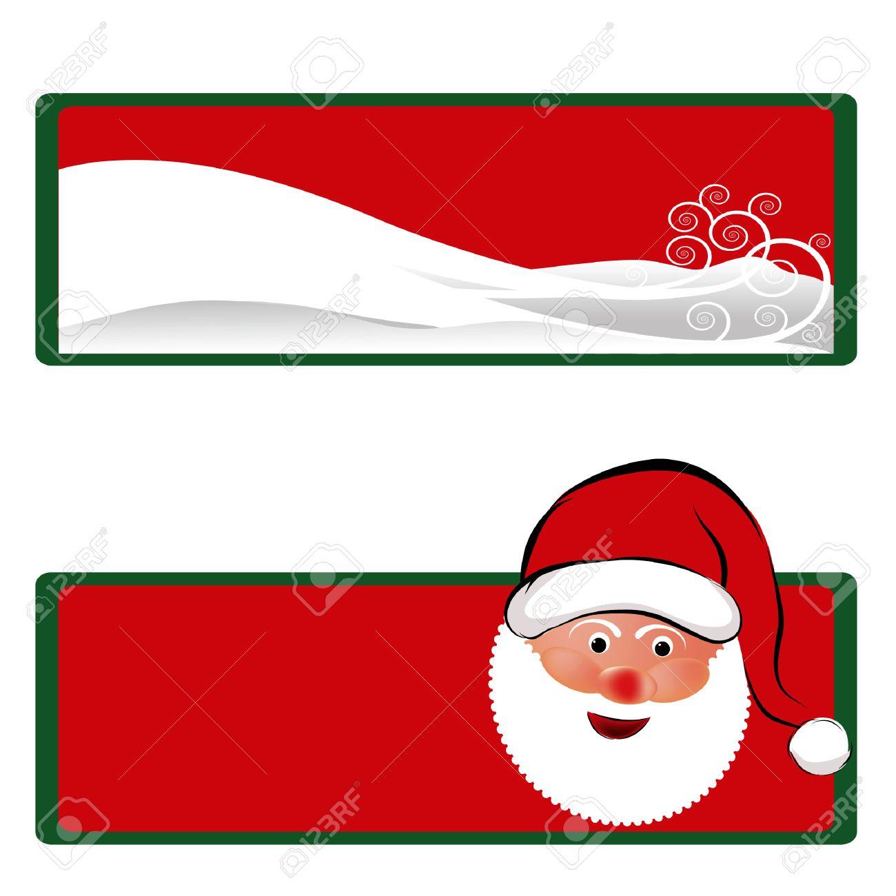 Christmas Gift Tags From Santa