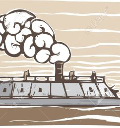 vector woodcut style image of the confederate civil war ironclad warship virginia [ 1300 x 638 Pixel ]