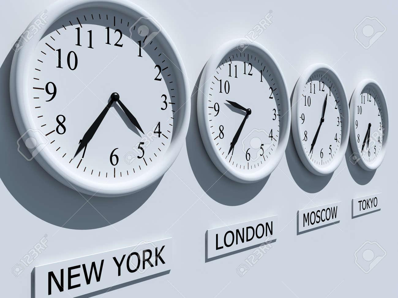 timezone clock teriz yasamayolver